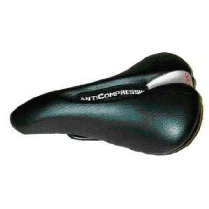 Bicycle seat, Saddle, Virtual Air, Comfort, Black