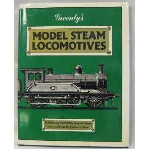 Greenlys Model Steam Locomotives Ninth Revised 1979