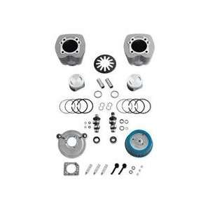 Touring Silver Screamin Eagle Stage II Kit 29907 07 Automotive