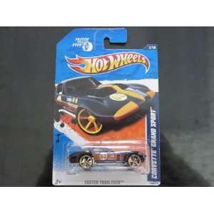 Corvette Grand Sport 2010 Faster Than Ever Kmart Exclusive Midnight