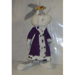 Vintage Plush Doll  10 Looney Tunes Bugs Bunny