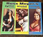 Russ Meyers Vixens, Vol. 2 CD Vixen Rare OOP