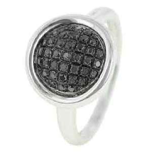White Gold Diamond Ring Diamond quality AA (I1 I2 clarity, G I color