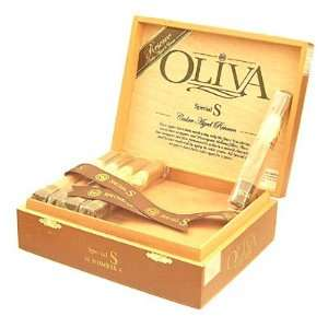 Oliva Special S Equador Sun Grown #4 (Box of 30