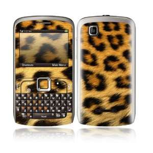 Leopard Print Design Decorative Skin Cover Decal Sticker