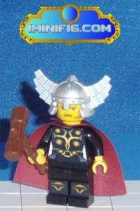 Custom LEGO minifig Superheroes Thor #0ffA
