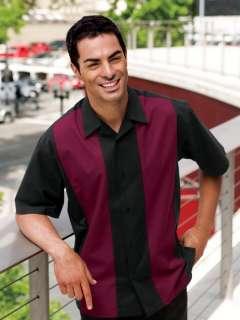 Retro Camp Charlie Sheen Shirt Bowling Cuban Miami