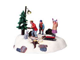 NEW Lemax Village Animated 84806 PERFECT CHRISTMAS TREE