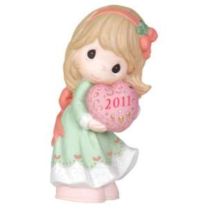 Precious Moments 2011 Dated Christmas Figurine 111001