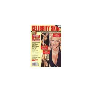 Celebrity Skin Magazine #46 (Must Be 18 Or Older To