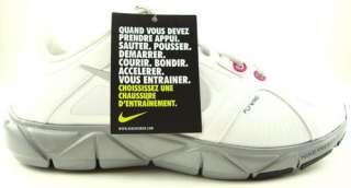 NIKE FREE XT QUICK White Womens Sneakers 6.5 EUR 37.5