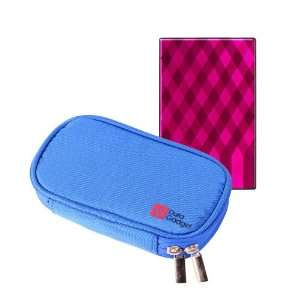 DURAGADGET Water Resistant Proective Case For Silicon Power