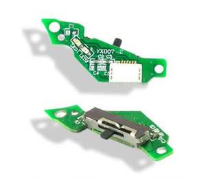 Part ABXY & Power Switch Circuit Board For PSP 2000