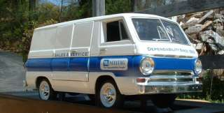 NEW MAYTAG 1966 DODGE PANEL VAN LIBERTY CLASSIC