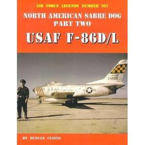 Legends North American Sabre Dog Part 2 USAF F86D/L Toys & Games