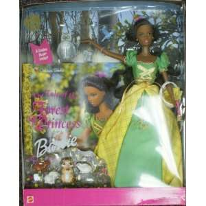 Barbie The Tale of the Forest Princess African American Toys & Games