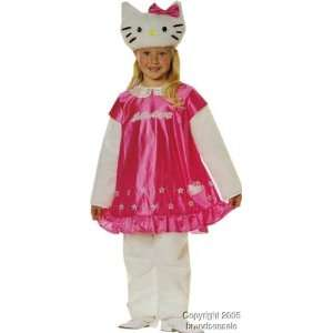 Childs Hello Kitty Costume (SizeSmall 6 8) Toys & Games