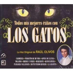 Raul Olivos 100 Anos De Muisca Gatos, Raul Olivos. Los Gatos Music