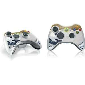 Skinit The Great Wave off Kanagawa Vinyl Skin for 1 Microsoft Xbox 360