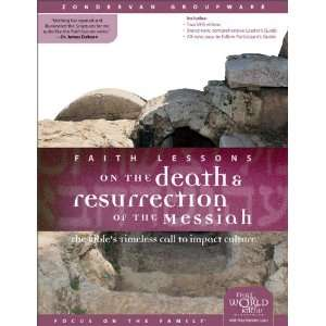 Faith Lessons on the Deaths and Resurrection of the Messiah [Box Set