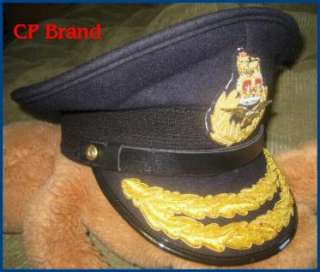 CP ROYAL AIR FORCE AIR COMMODORE HAT CAP NEW Size 58