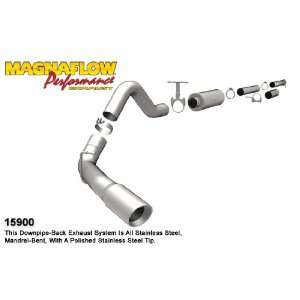 MagnaFlow Performance Exhaust Kits   99 03 Ford F 250 Super Duty Short