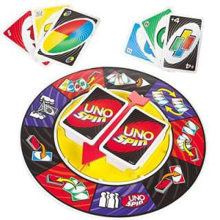 Uno Spin Card Game To Go Brand new in box Drinking Game