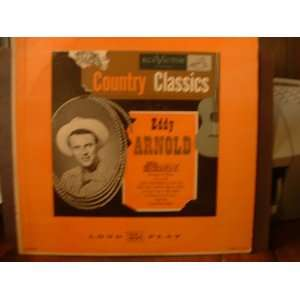 Eddy Arnold Country Classics (LP) Eddy Arnold Music