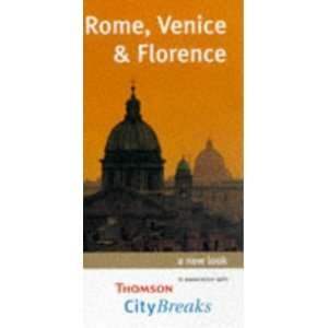 City Breaks Rome, Venice and Florence (9781872876511) R