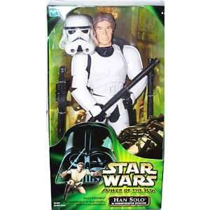 STAR WARS 12 HAN SOLO STORMTROOPER MIB HARRISON FORD