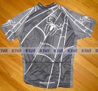NORTHWAVE SPIDER MAN CYCLING JERSEY BIKE SHIRT PICK SZ