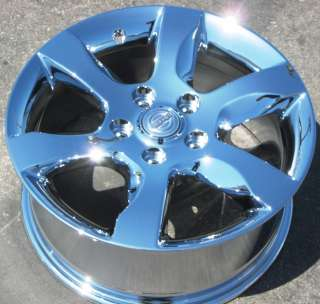 EXCHANGE YOUR STOCK 4 NEW 16 FACTORY NISSAN ALTIMA OEM CHROME WHEELS
