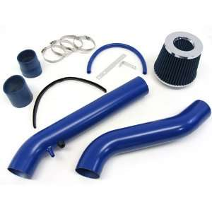96 97 87 99 00 Honda Civic EX / HX Cold Air Intake Kit Blue Filter