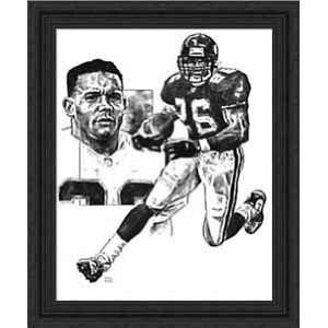 Framed Robert Smith Minnesota Vikings