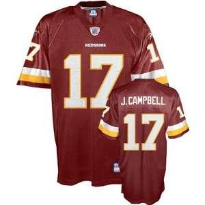 Jason Campbell #17 Washington Redskins NFL Replica Player Jersey (Team