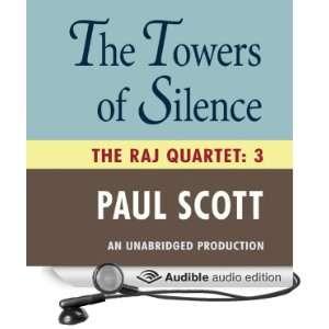 Raj Quartet, Book 3 (Audible Audio Edition) Paul Scott, Richard Brown