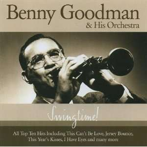 Swing Time Benny Goodman & His Orchestra Music