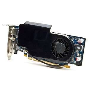 NVIDIA GeForce GT 320 1GB DDR3 PCI Express PCIe DVI Low Profile Video