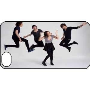 Hey Monday iPhone 4 iPhone4 Black Designer Hard Case Cover
