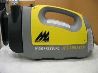 McCulloch MH1300 High Pressure Jet Sprayer