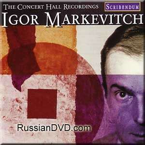 Igor Markevitch   The Concert Hall Recordings (3 CD Set