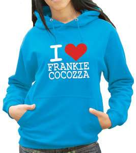 Love Frankie Cocozza From X Factor Hoody, Hooded Top   Any Colour or