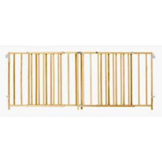PET GATE EXTRA LARGE BABY GATE NORTH STATES DOG WIDE GATE WOOD SWING