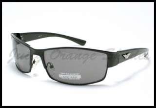 CASUAL Classic Fashion Sunglasses for Men METAL Frame SILVER MIRROR