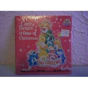 12 Days of Christmas (Book and 33 1/3 rpm record) Walt Disney