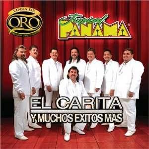 Carita Y Muchos Exitos Mas Linea De Oro Tropical Panama Music