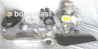 80cc 2 Cycle gas Engine Motor Kit Motorized Bicycle Bike Z2 80 slant