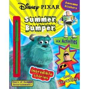 Pixar (Disney Summer Fun Bumpers) (9781405499309) Books