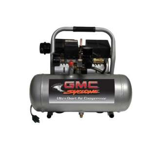 Equipment GMC Syclone 1650A Ultra Quiet & Oil Free Air Compressor