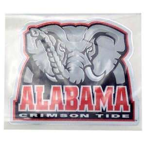 Alabama Crimson Tide #1 Logo Decal Automotive